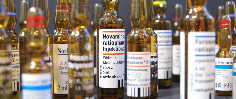 Bedarfsgerechter Einsatz von Medikamenten